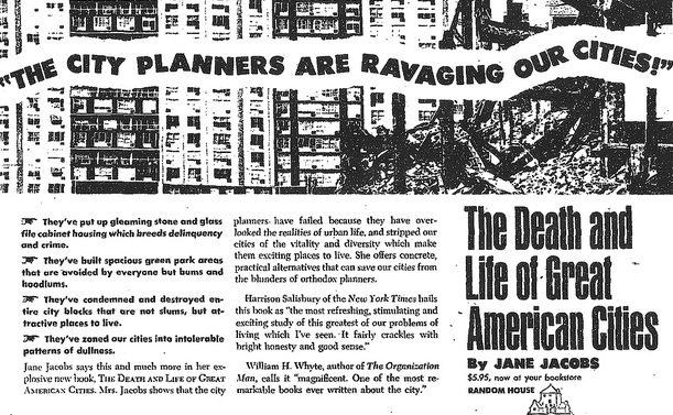 The Greatest Book About Cities Not Written by Jane Jacobs