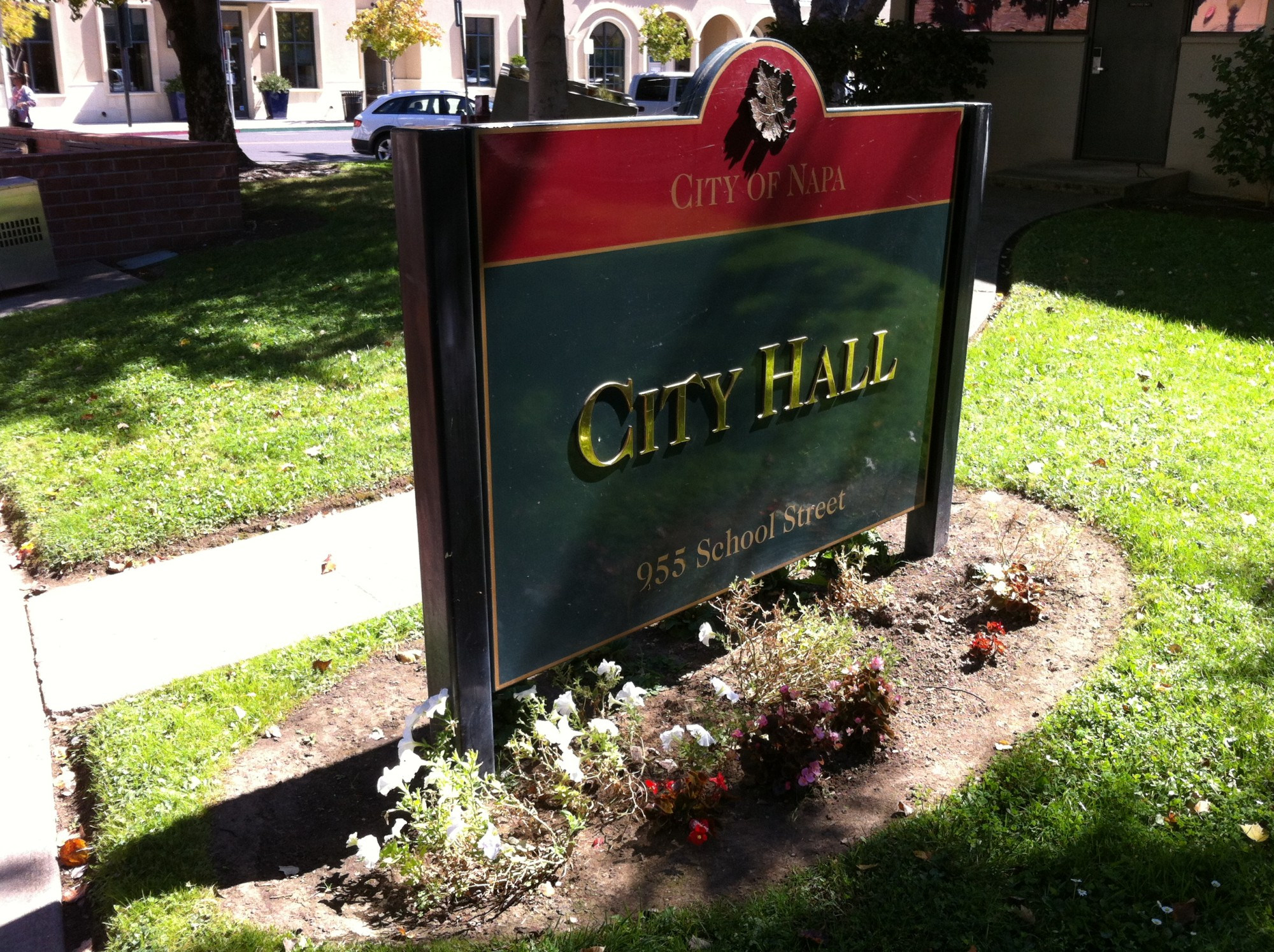 How to Cover City Hall